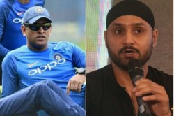 Harbhajan Singh Recalls Series When Dhoni Started To Open Up With Team Members
