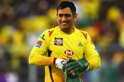 Ms Dhoni Does Much Better Aakash Chopra Schooled For Sharing Fans Helicopter Shot Video