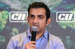Gautam Gambhir Asks On What Front Are Australia The No 1 Ranked Test Team