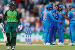 India May Tour South Africa In August For Three Match T20i Series