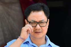 Kiren Rijiju Concedes Calling Internet Sensations For Trials Under Pressure
