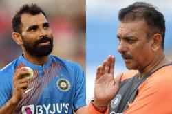 Mohammed Shami Says He Has Sent Mutton Biryani Kheer To Head Coach Ravi Shastri