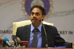 Gautam Gambhir Msk Prasad Engage In Heated Argument Over Ambati Rayudu World Cup Omission