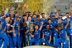 This Day Last Year Ipl Triumph For Mumbai Indians Heartbreak For Chennai Super Kings