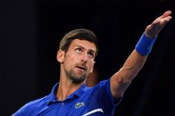 Novak Djokovic Says I Can Win The Most Slams