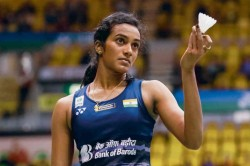 Pv Sindhu Says Former Indian Players Can Double Up As Coaches To Handle Paucity Of Foreign Coaches