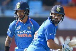 Shikhar Dhawan Responds To Rohit Sharma S Never Faces The First Ball Complaint