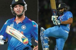 Rohit Reveals The Name Of A Former Fellow Player Who Wanted Him To Break Sehwags Record