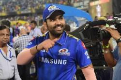 Rohit Sharma Reveals How He Got Mumbai Indians Captaincy
