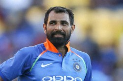 Mohammed Shami Says Don T Think There Will Be Time Left To Hold Ipl