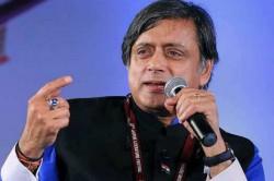 I Am A Cricket Tragic Says Shashi Tharoor