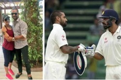 I Tell Murali Vijay He Is Like My Wife Says Shikhar Dhawan
