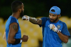 Shikhar Dhawan Says I Want To Perform Team Selection Not In My Hands Over Competition With Kl Rahul