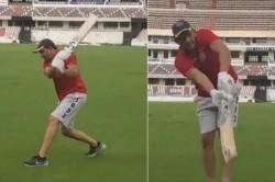 Them Wristy Flicks Mohammad Azharuddin Shares Batting Video On Twitter