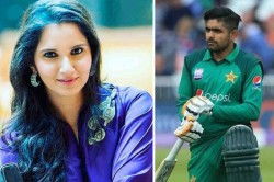 Sania Mirza Responds To Babar Azam S Choice Of Favourite Bhabi During Chat With Shoaib Malik