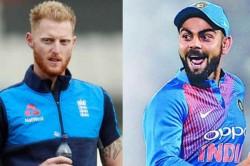 On Ben Stokes Birthday Indian Fans Bring Up Virat Kohli In Greetings