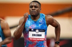 World 100m Champion Christian Coleman Provisionally Suspended After Third Missed Drugs Test