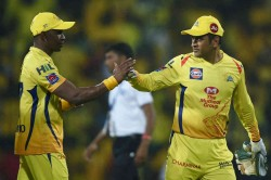 Dwayne Bravo Drops Teaser Of Number 7 Song Dedicated To Ms Dhoni
