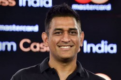 Icc S Question On Long Haired Ms Dhoni Leaves Fans Bewildered