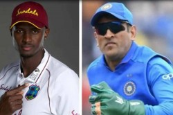 Fans Question Icc For Allowing West Indies Players To Wear Black Lives Matter Logo Over Dhoni Balida