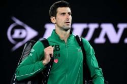 Serbian Tennis Star Novak Djokovic Test Positive For Covid