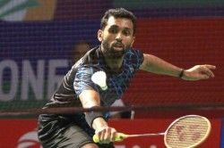 Hs Prannoy Slams Bai For Another Snub At Arjuna Awards Nomination