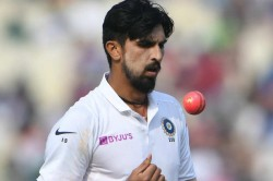 Competition Should Be Fair Ishant Sharma Expresses Discontentment About Saliva Ban