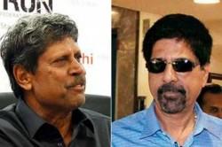 Kris Srikkanth Reveals Kapil Dev S Pep Talk During 1983 World Cup Final Vs West Indies