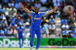 This Day Last Year Mohammed Shami Became 2nd India To Take A Hat Trick In World Cup