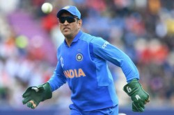 Should Ms Dhoni Be Part Of India S Training Camp Former Cricketers Weigh In
