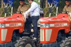 Former Team India Captain Ms Dhoni Does Organic Farming At His Ranchi Farmhouse