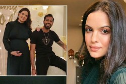 Natasa Stankovic Glows In This Baby Shower Picture
