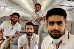 Pakistan Cricketers Arrive In England For 3 Match Test T20i Series
