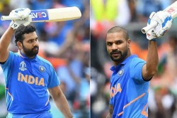 Rohit Sharma Kl Rahul Should Be First Preference Aakash Chopra On India S T20i Opening Pair