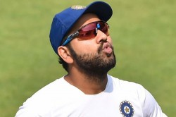 Rohit Sharma Resumes Training After Long Break