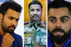 Virat Kohli Rohit Sharma And Other Cricketers Pay Condolences To Martyrs Of Galwan Clash