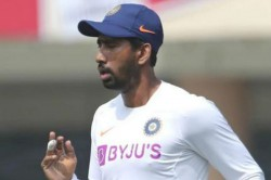 Wriddhiman Saha Says Father Is Helping Me With Catching Practice