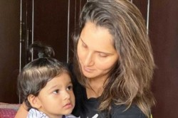 Sania Mirza Shares The Cutest Picture With Son Izhaan My Happy Place