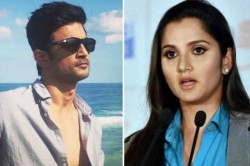 You Said We Would Play Tennis Together Sania Mirza Mourns The Loss Of Actor Sushant Singh Rajput