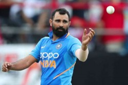 Mohammed Shami Sprints Alongside His Pet Dog To Improve Speed