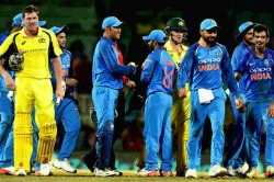 Team India Might Play Australia In Front Of Fans Down Under