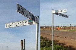 Town In Australia Has Streets Named India Legendary Players