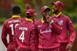 West Indies Squad Tests Negative For Coronavirus