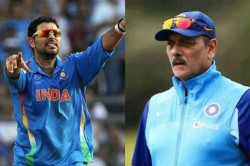 Ravi Shastri And Yuvraj Singh In Playful Banter Over Tweet On 1983 World Cup Triumph