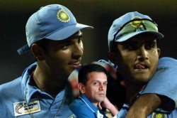 Sourav Ganguly Says Can T Expect Rahul Dravid To Act Like Yuvraj Singh Or Vice Versa