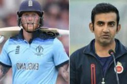 Gautam Gambhir Says Can T Compare Anyone In India With Ben Stokes