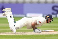England Vs West Indies 2nd Test Dominic Sibley Hundred Ben Stokes 99 Puts England On Top At Lunch