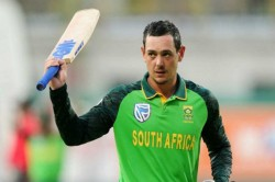Quinton De Kock Named South Africa S Male Cricketer Of The Year