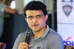 Bcci President Sourav Ganguly Names Three Players From India S 2019 World Cup Squad He Would Pick In