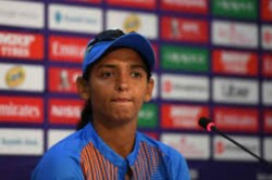 Harmanpreet Kaur Says I Would Not Be Able To Do What Mithali Raj Has Done For Women S Cricket